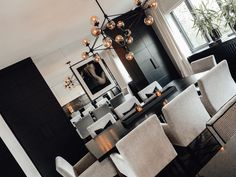 Luxury Dining Room, Decor Room, Hygge, Ideas Para, Sweet Home, House Ideas, Interior Design, Kitchen, Table
