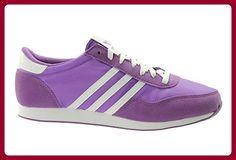 adidas Top Ten Hi Sleek W Schuhe weiß lila türkis im WeAre Shop