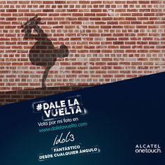 ¡Vota por tus fotos predilectas de #DaleLaVuelta! El miércoles anunciaremos quiénes quedaron como finalistas de esta semana. Recuerda, ¡el Jurado sólo tomará en cuenta las 10 fotos más votadas! Todos los finalistas ganan un smartphone #AlcatelOnetouch #Idol3 y serán considerados para el premio final:  ¡Fantástico viaje de 15 días por Latinoamérica con acompañante!  http://www.dalelavuelta.com