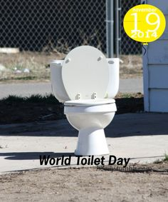 World Toilet Day!