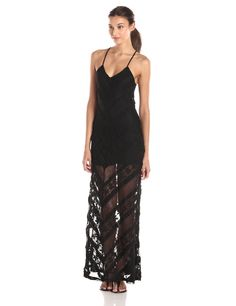 The Rum Diary Lace Maxi Dress by MINKPINK