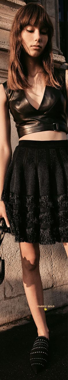 Alaia, Sequin Skirt, Sequins, Collections, Couture, Spring, Beautiful, Fashion, Moda