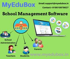Best School Management System for all School needs MyEduBox providing 24x7 access to Pre-Identified Information to Different types of users- Students, Parents, Teachers, Accountants and Administrators.   #studentInformationsystem #schoolmanagementsystem  #schoolerpsoftware