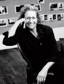 Annie Leibovitz - influential, prolific photographer.