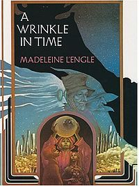 A Wrinkle in Time, Madeleine L'Engle  One of my favorite childhood books