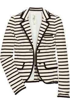 Bird by Juicy Couture blazer.  love.