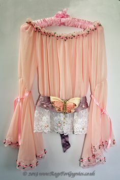 Venus Exquisite Pretty Peasant Bohemian/Gypsy Blouse by RagsForGypsies, £70.00