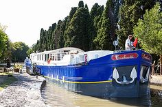 Cruise on a Hotel Barge in Europe