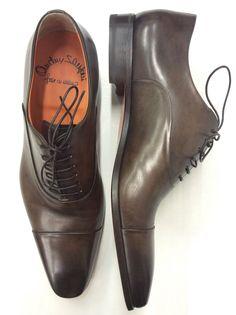 15d04d6549132 Shoes by SANTONI www.shoesbys.com Brown Shoe