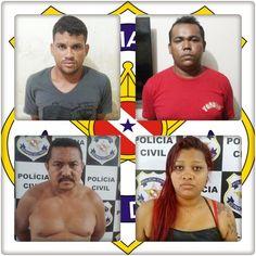 POLÍCIA DO PARÁ Ao Alcance de Todos!: POLÍCIA CIVIL PRENDE QUATRO ENVOLVIDOS EM CRIMES N...