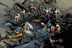 Sagas Marvel   Pecado Original