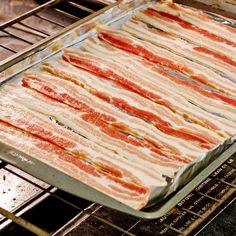 My Fridge Food: Bacon Tips - Beginning to End