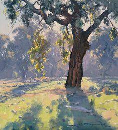 Warwick Fuller painting.