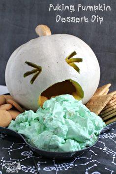 This Puking Pumpkin