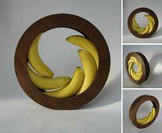 Banana fruit bowl