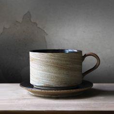 US$ 45.00 Nerikomi Lines Retro Ceramic Mug
