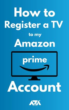3 Step Guide on How to Register my TV to my Amazon Account with Screenshots Computer Internet, Me Tv, Step Guide, Tvs, Accounting, Amazon, Reading, Check, Amazons