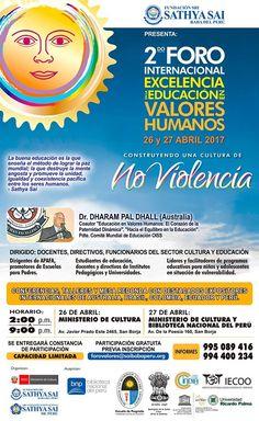 "Teresa Clotilde Ojeda Sánchez: 2do Foro Internacional ""Excelencia en la Educación..."