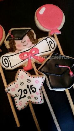 Graduacion (galletas)