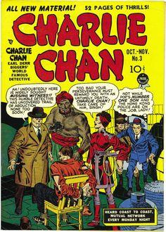 charlie chan COMIC BOOKS - Google Search