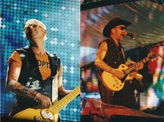 Adam Clayton and The Edge bring Popmart to Lansdowne Road. Adam Clayton, Dublin, Ireland, Archive, Bring It On, Faces, Celebrity, People, Image