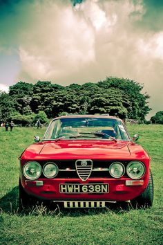 1967 Alfa Romeo 1750 GTV