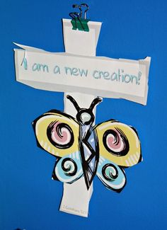 A New Creation Printable Craft
