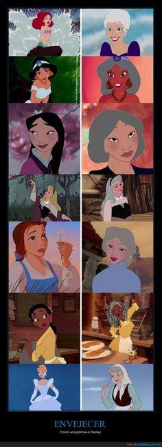 Envejecer - como una princesa disney just for fun принцессы Disney Magic, Disney Pixar, Disney Amor, Walt Disney, Disney Vans, Cute Disney, Disney And Dreamworks, Disney Characters, Humor Disney