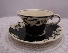 A personal favorite from my Etsy shop https://www.etsy.com/ca/listing/487466432/vintage-george-jones-and-sons-tea-cup