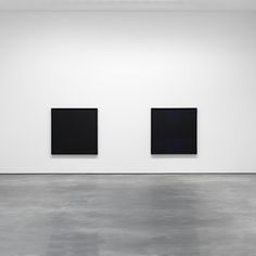 "Ad Reinhart, ""Black Paintings,"" 1954-1967"