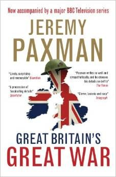 PRICE CRASH Great Britain's Great War Hardcover SAVE 80% NOW £5