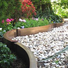 Curved Landscape/Playground Edging - 32 Feet