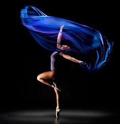 And, something magical...photo by Richard Calmes.