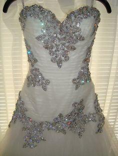 Since I'm not getting married. This would look lovely on my future adult Summer.