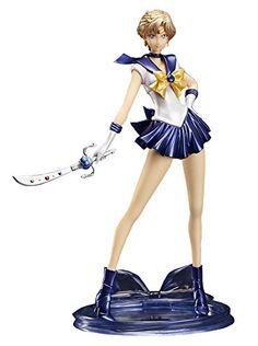 "Bandai Tamashii Nations Figuart Zero Sailor Uranus ""Prett..."