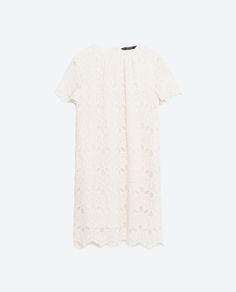 Image 8 of LACE DRESS from Zara