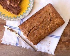 Lina Bergman - Recept: Glutenfritt bananbröd