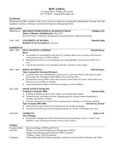 Psychology Resumes It  Template And Resume Examples