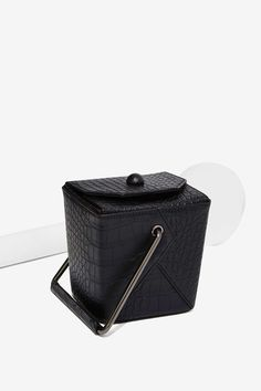 Nasty Gal x Nila Anthony Take Out Vegan Leather Bag | Shop Accessories at Nasty Gal!
