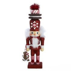 "12"" The Christmas Nutcracker Kurt Adler Hollywood Red Gingerbread Cookie Hat: $18.89End Date: Dec-23 03:35Buy It Now for… #eBay #Amazon"