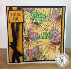 Kelly's Cards: Thank You