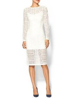 JOA Lace Dress | Piperlime SIZE M
