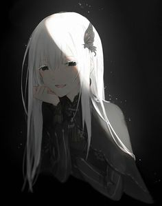 Some Echidna post & Manga Otaku Anime, Anime Art, Tokyo Ghoul, Cute Goth Girl, Anime Play, Anime Drawing Styles, Cute Profile Pictures, Re Zero, Kawaii Anime Girl