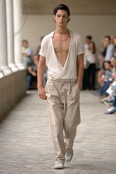 Alexander McQueen Spring 2007 Menswear - Collection - Gallery - Style.com