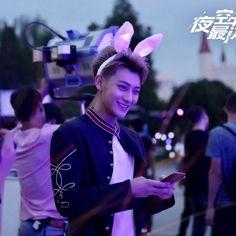 The Brightest Star in the Sky Handsome Actors, Cute Actors, Asian Actors, Korean Actors, Drama Eng Sub, Tao Exo, Chines Drama, Huang Zi Tao, Kung Fu Panda