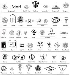 List of Gold Maker Marks also this link is great for more http