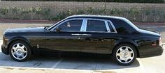 Rolls Royce Phantom Avail for daily, weekly rentals NYC area Chauffeured service also avail