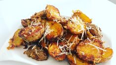 Videorecept: Pečené baby zemiačiky v šupke s parmezánom - Chuťovečka Tandoori Chicken, Ethnic Recipes, Baby, Food, Essen, Babys, Baby Humor, Baby Baby, Babies