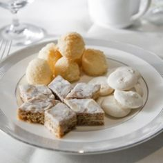Three types of holiday bredele and what restaurants serve them.
