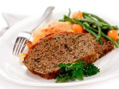 healthy and easy meatloaf